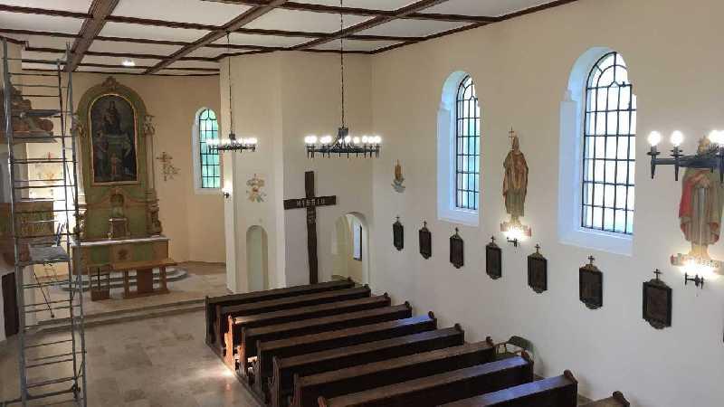 Magyarok Nagyasszonya Római Katolikus Templom, Ópusztaszer